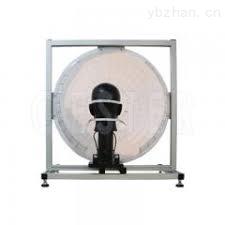 纺织面罩视野测试检测仪