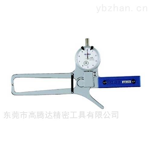 日本TECLOCK外测卡规外径测量仪