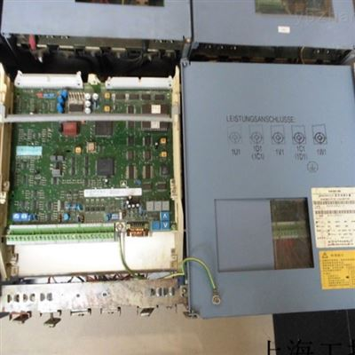 西門子6RA28報F12過流直流裝置修復已過十年