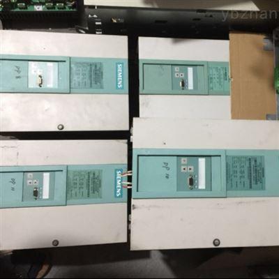 西门子6RA70变频器通电无反应修复技术强
