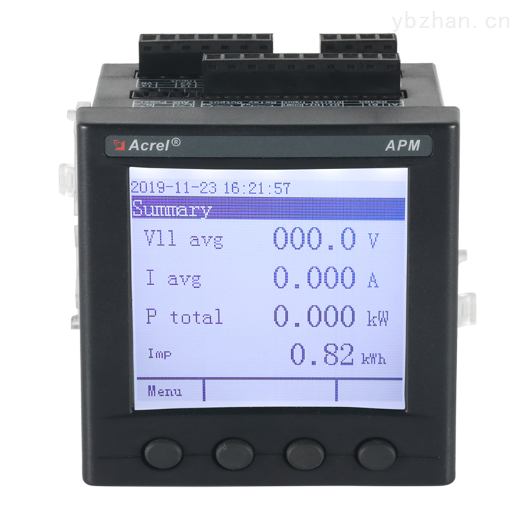 660V电能质量监测仪表