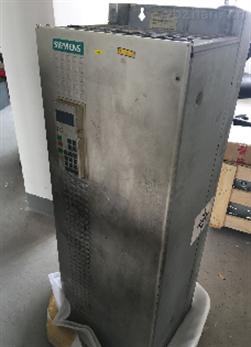 西门子变频器6SE70模块炸坏电路板烧