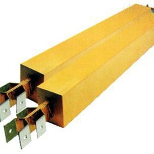 安装浇筑式防水母线槽