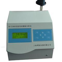 ND-2108A中文菜单型实验室台式磷酸根分析仪