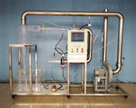 JY-Q536Ⅱ数据采集文丘里管可调洗涤式除尘器实验设备