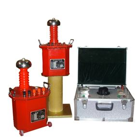 扬州5/50V-充气式高压试验变压器