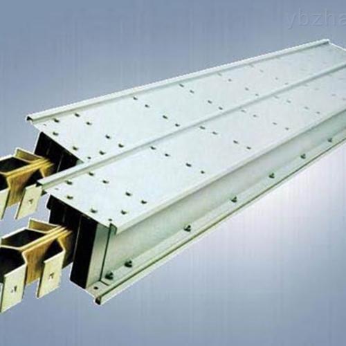 安装4000A耐火母线槽