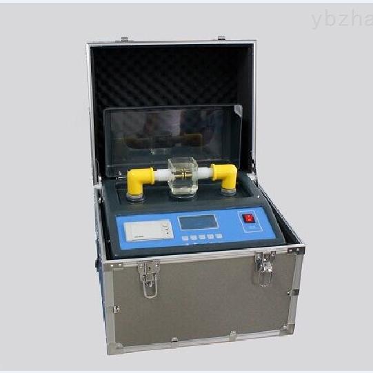 生产绝缘油介电强度测试仪
