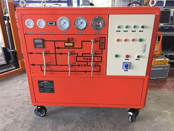 电力承装三级设施年检的流程