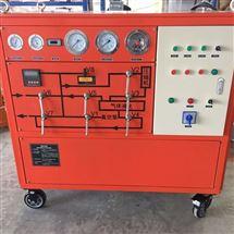 SF6气体抽真空回收装置质保三年
