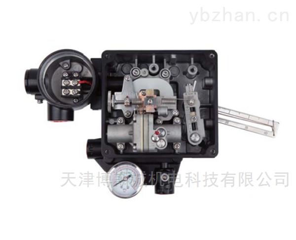 铁森TS800R阀门定位器调试