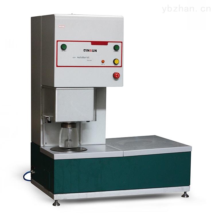 织物胀破测试仪/液压式胀破强力机