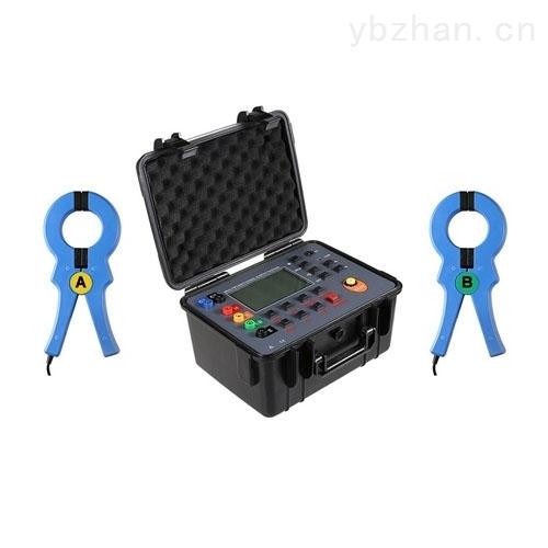 智能双钳形接地电阻测试仪