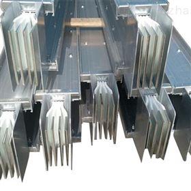 安装JY250A铝壳母线槽