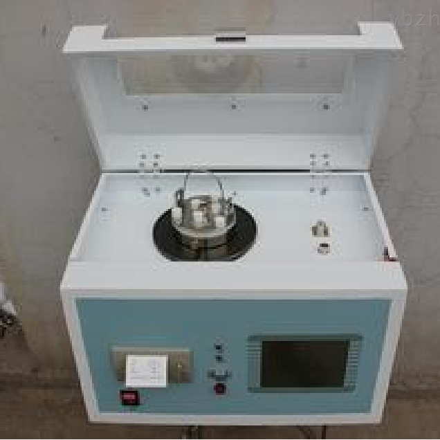 JY绝缘油介电强度测试仪结构
