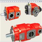 希而科Bucher QX81齿轮泵系列