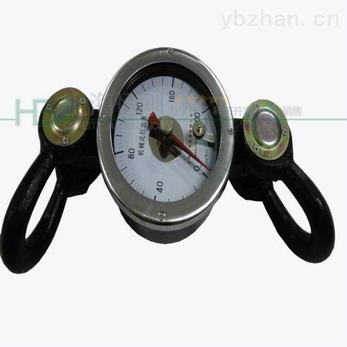 测手拉葫芦的表盘机械拉力计