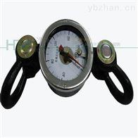 SGJX测手拉葫芦的表盘机械拉力计,机械式拉力表