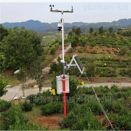 農業氣象站在線監測廠家供應