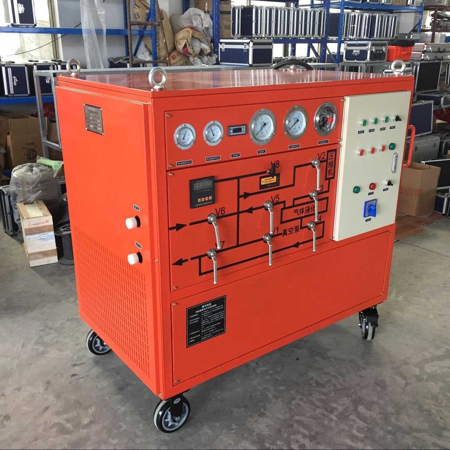 上海SF6气体回收装置报价