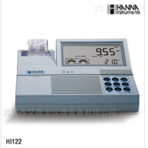 实验室高精度pH/ORP/温度测定仪内置打印