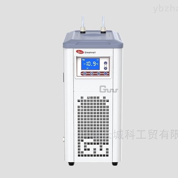 液晶显示台式实验室用循环冷却器