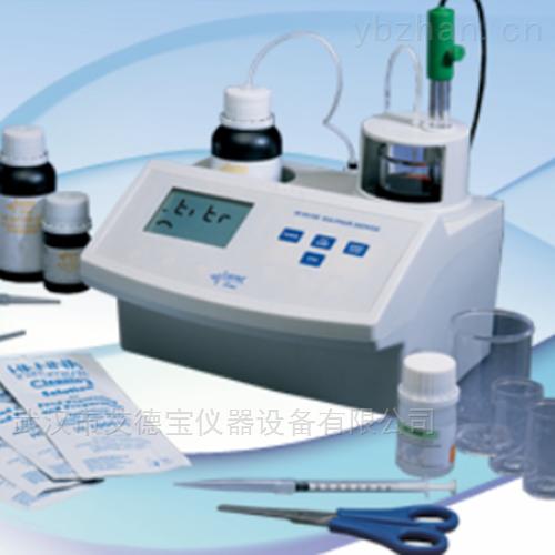 食品行业总酸(pH)滴定分析测定仪