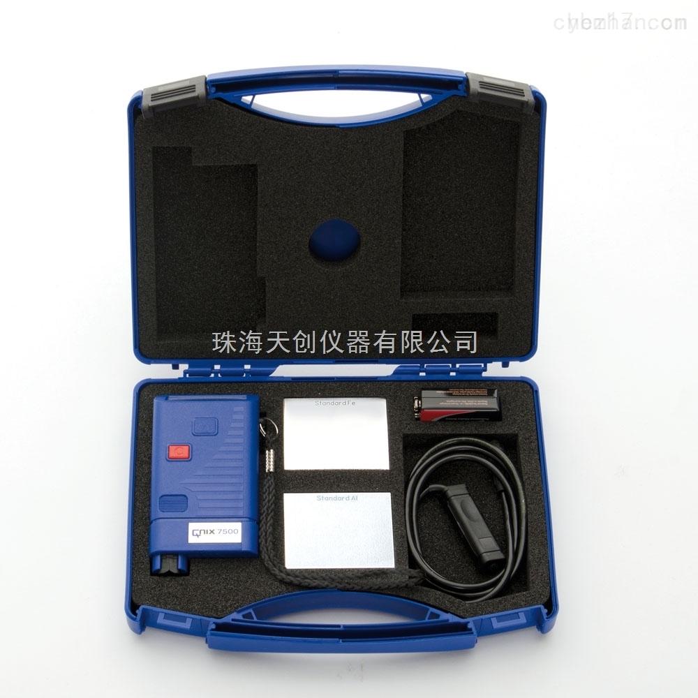 珠海德国尼克斯QNix7500一体式涂层测厚仪