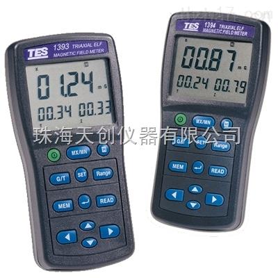 台湾泰仕TES-1393三轴式高斯计