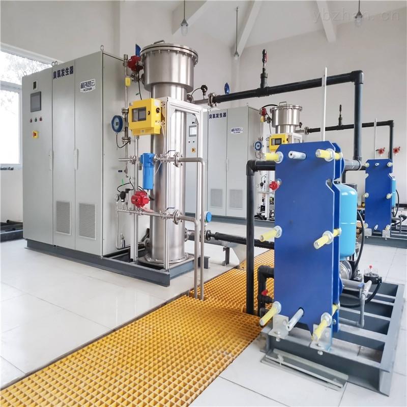 河北臭氧发生器厂家-河北水厂消毒设备工艺