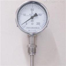 雙金屬溫度計原理