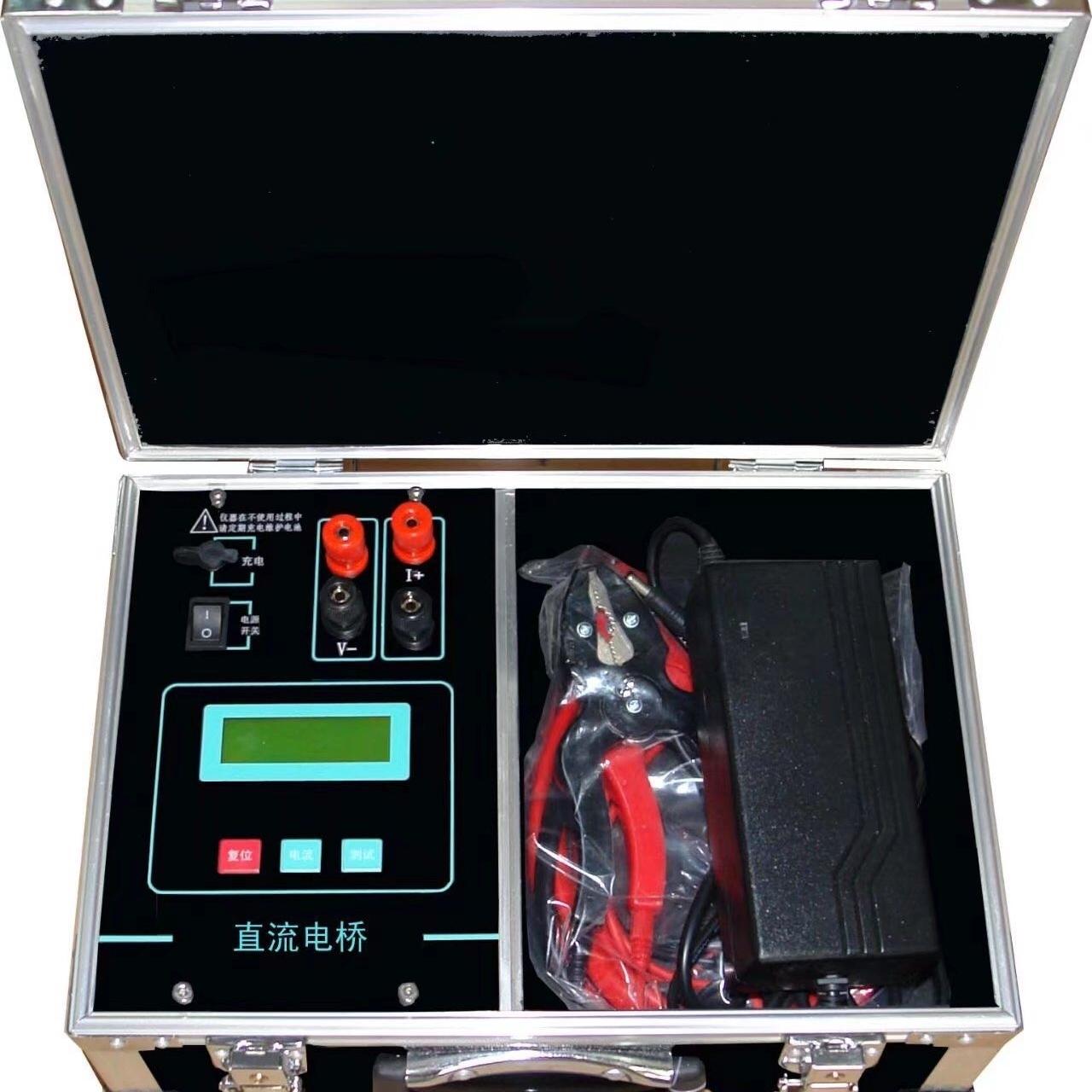 抗干扰型直流电阻测试仪