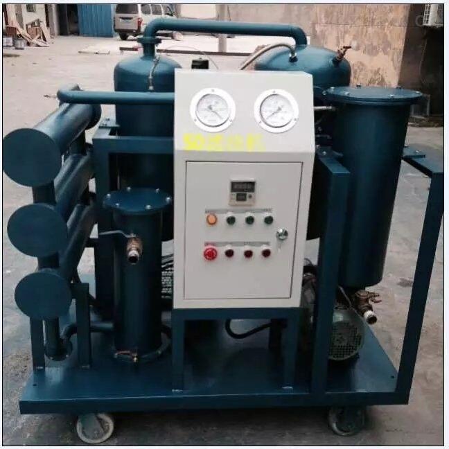 JY-300L真空滤油机