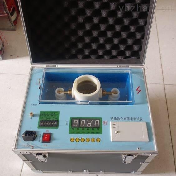 江苏全自动绝缘油介电强度测试仪