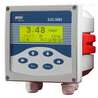 SJG-3083在线HCL盐酸,氢氧化钠NAOH浓度计