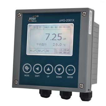 PHG-2081X高温PH计,耐有机物的酸度计