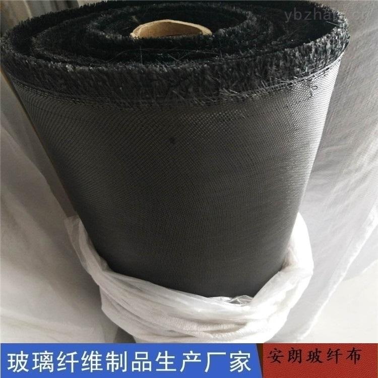 黑色玻璃纤维布实力厂家 现货憎水玻璃丝布