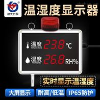 RS-WS-N01-K1建大仁科高精度报警显示器温湿度显示仪