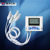 RS-WS-ETH-Y建大仁科温湿度显示器多探头远程变送器