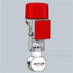 VPV-A01-1浓水阀作用原理 上海法登浓水电动调节阀