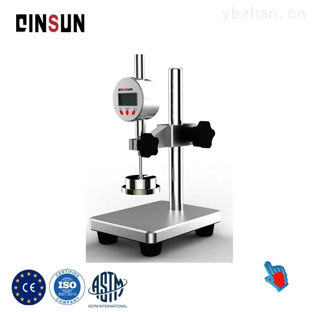 织物厚度测试仪/数显厚度仪