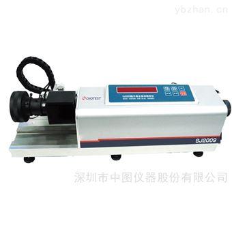 中图仪器SJ2009便携式指示表检定仪 百分表检定仪