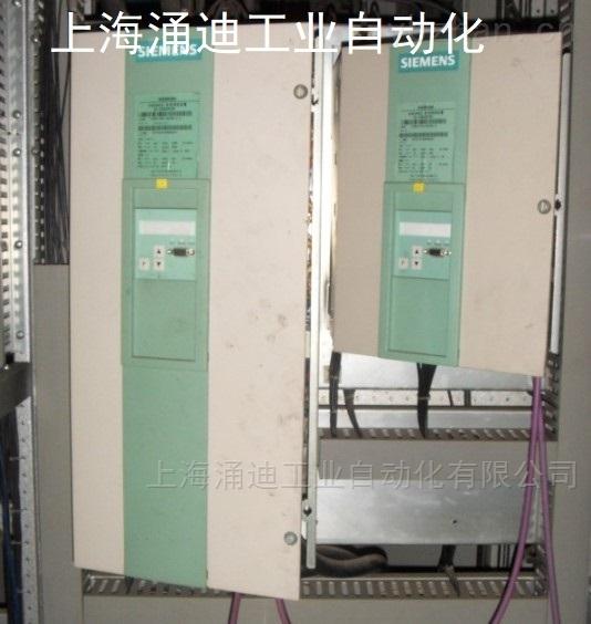 西門子(6RA70顯示故障F005故障解決)維修