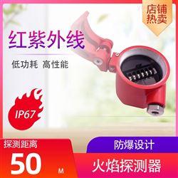 酒厂防爆型火焰探测器