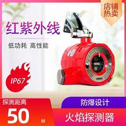 隧道用红外线火焰探测器