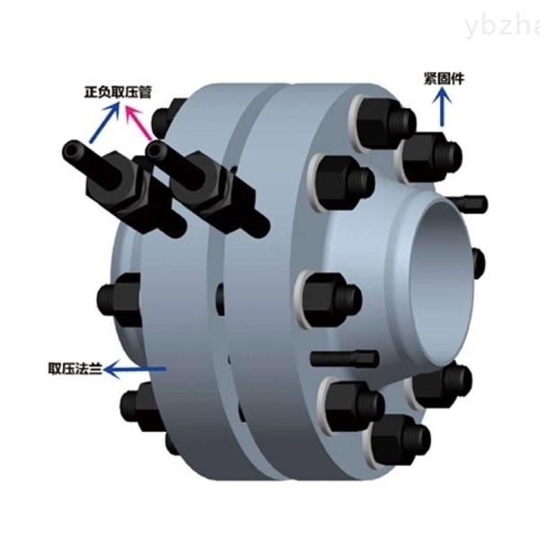 山东 平衡孔板流量计 厂家供应 可定制