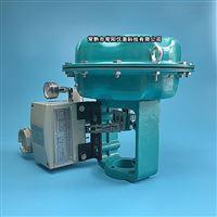 HEP电气阀门定位器配气动执行器,常熟常阳