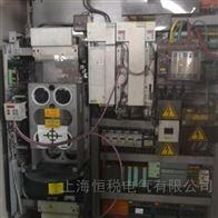 包修复西门子变频器6SE70按P键无法复位解决