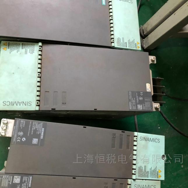 西门子伺服驱动器报F707452十年修复解决