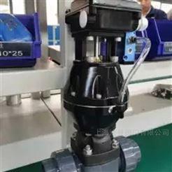 DKM/CP气动进口隔膜阀图片资料 气动阀门厂家